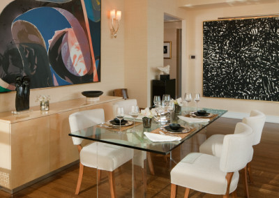 dining area twds entry